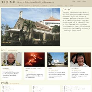 Ordre Cistercien de la Stricte Observance- OCSO