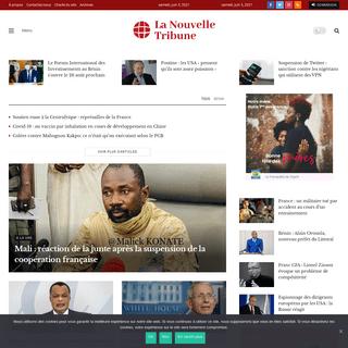 La Nouvelle Tribune – Site d`informations et d`analyses