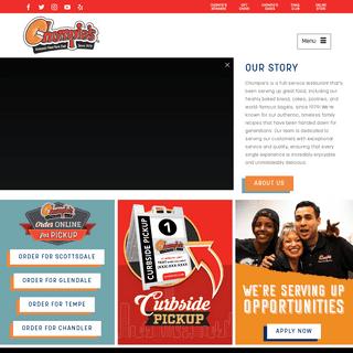 Chompie`s Restaurant, Deli, Bagels, Bakery, and Catering - Arizona