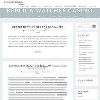 Replica Watches Casino - Replica Watches uks For Casino - Online Casino Slots - online slots - best online casino - 888 casino -