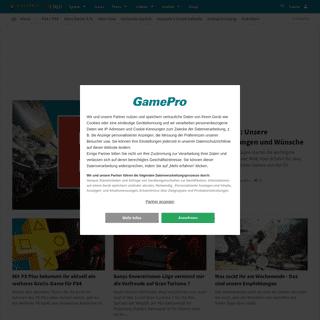 GamePro – Das Magazin für PlayStation, Xbox und Nintendo