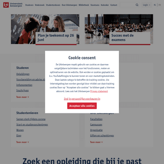 Universiteit Antwerpen - Universiteit Antwerpen