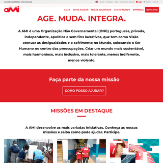 AMI - Assistência Médica Internacional - AMI