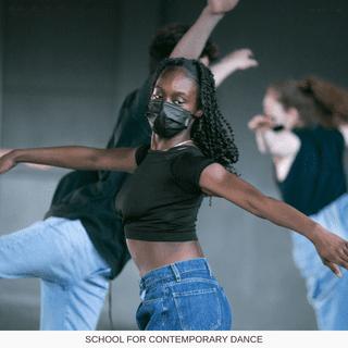 School for contemporary dance - P.A.R.T.S.