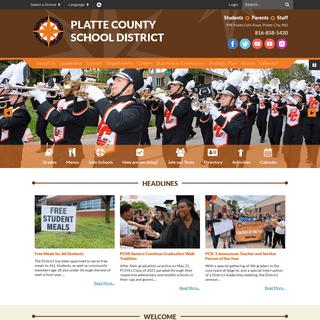 Home - Platte County School District
