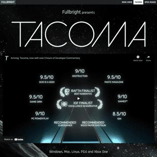 Tacoma - Fullbright