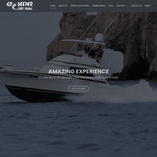 Go Deeper Go Cabo San Lucas Sport Fishing