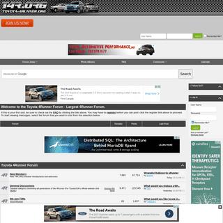 Toyota 4Runner Forum - Largest 4Runner Forum - Powered by vBulletin