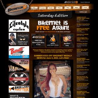 Bikernet.com - Ride Forever