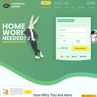 College Homework Help Online - the Best Student Helper - Homeworkneeded.com