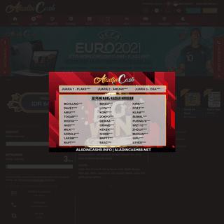 Agen Judi Online - Bandar Judi Bola Terpercaya - Slot Online
