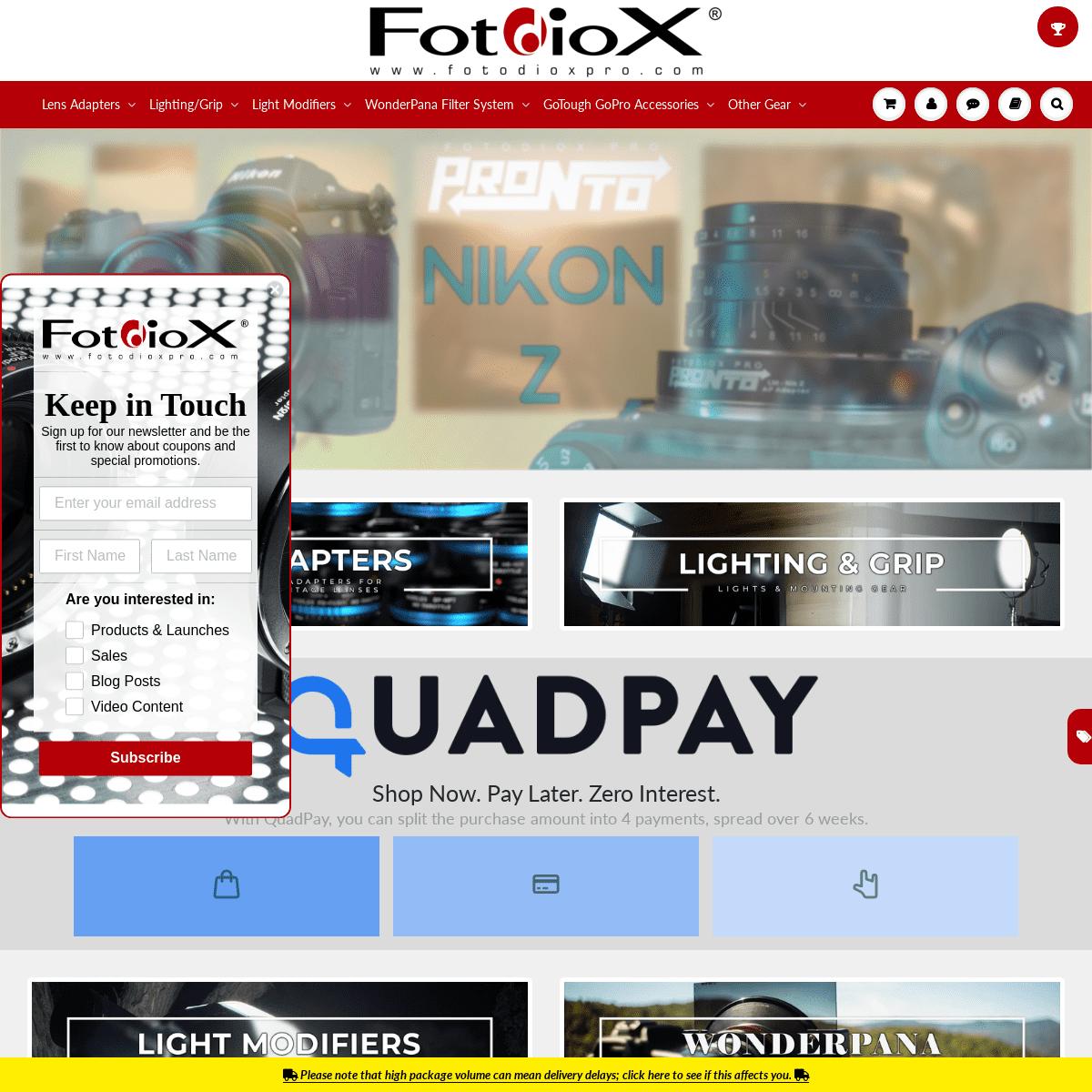 Fotodiox, Inc. – Fotodiox, Inc. USA