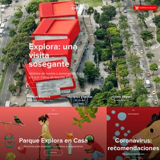 Parque Explora -