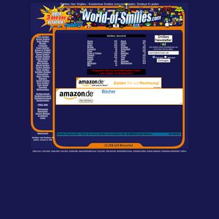 Smilies World-of-Smilies.com - Grosse Smilies Seite - Smileys f�r jeden Anlass Fun, Smilie Smiley free emoticons emoticon Smil