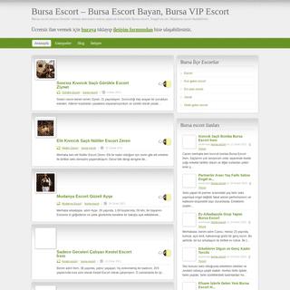 Bursa Escort – Bursa Escort Bayan, Bursa VIP Escort – Bursa escort arayan bireyler sitemiz üzerinden arama yaparak kolaylı