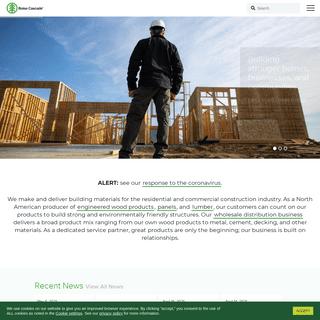 Boise Cascade Wood Products Building Materials - Boise Cascade