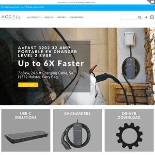 Accell Corporation - Celebrating 20 years in Fremont California
