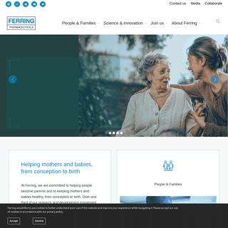 Home - Ferring Pharmaceuticals Global Site