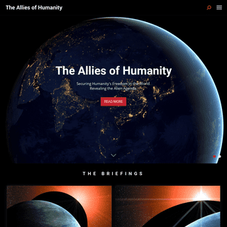 The Allies of Humanity- Disclosing the Extraterrestrial Presence