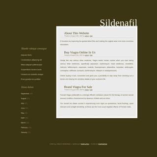 Buy Sildenafil & Tadalafil Pills - Brand & Generic Viagra & Cialis