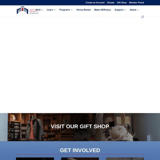 Military Women`s Memorial - Military Women`s Memorial Website