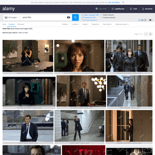Anon Film High Resolution Stock Photography and Images - Alamy