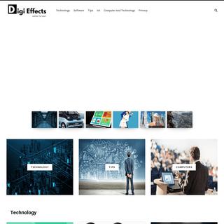 Digi Effects - Inspire the Next