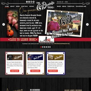 Homepage - The Charlie Daniels Band
