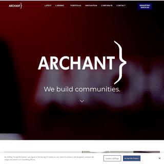 Archant - We build communities