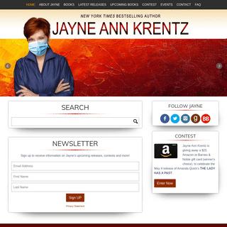Jayne Ann Krentz