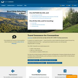 Travel Insurance - Best Custom Insurance Plans - Seven Corners