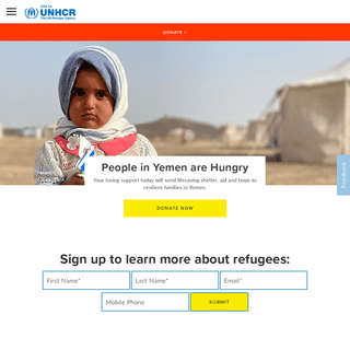 How to Help Refugees — Aid, Relief and Donations - USA for UNHCR
