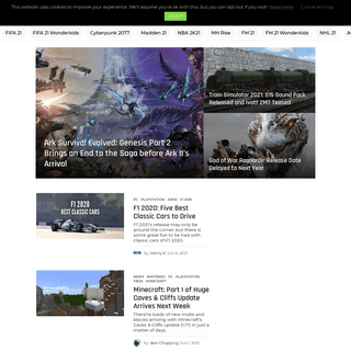 Outsider Gaming - Video Game News, Reviews and Guides