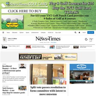 York News-Times - Breaking News - York, Nebraska`s most complete news source