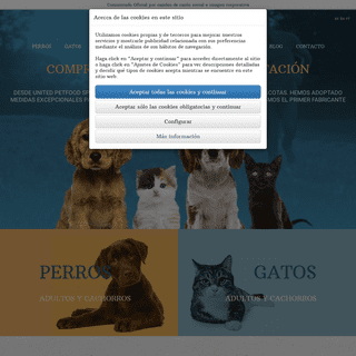 Pienso Compy de Mercadona para perros, gatos y mascotas - United Petfood Spain