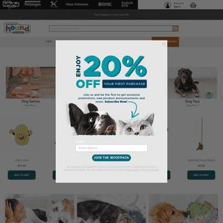 Outward Hound Home - Shop dog toys, chew toys, dog gear - outwardhound.com