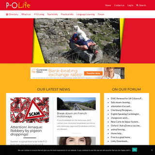 P-O Life - info about life in Pyrenees-Orientales for English speakers
