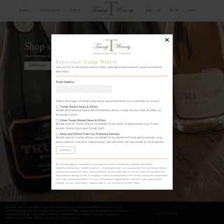 Home - Trump Winery