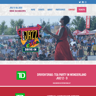 Home - Beaches Jazz Festival