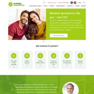 Klinika leczenia niepłodności - InviMed