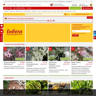 Pflanzenversand und Gartenversand Lubera® - Ihr Garten-Shop