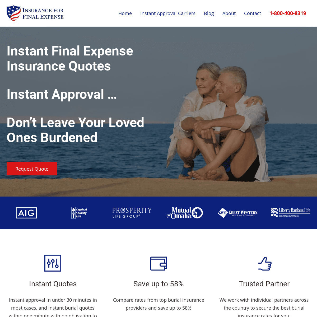 Final Expense Insurance - Burial Insurance Coverage Quotes