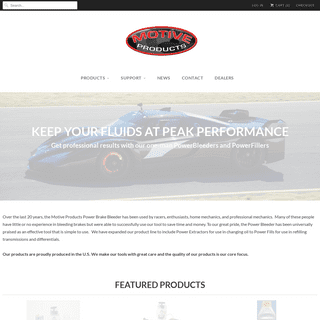 Home of Motive Products