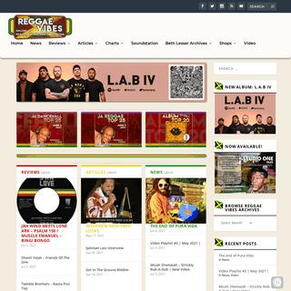 Reggae Vibes - Online Mag - Reggae-Dancehall