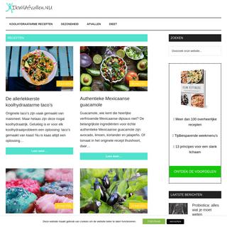 Homepage - Ikwilafvallen.nu
