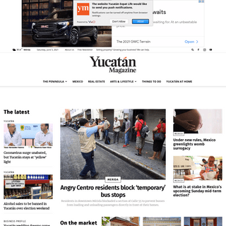 News — Yucatán Magazine