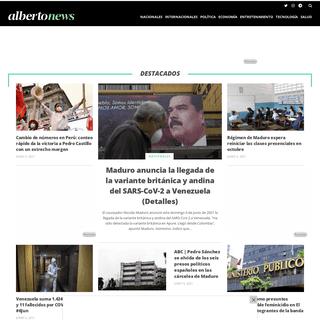 AlbertoNews - Periodismo sin censura