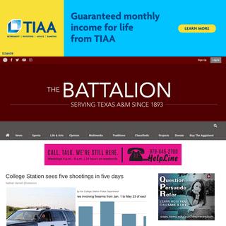 thebatt.com - Serving Texas A&M since 1893