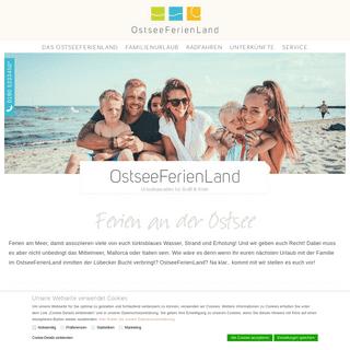 Ferien an der Ostsee - der perfekte Familienurlaub - OstseeFerienLand