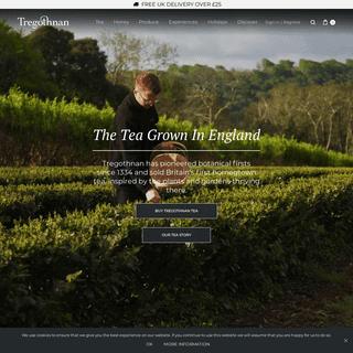 English Tea from Tregothnan - The Tea Grown in England